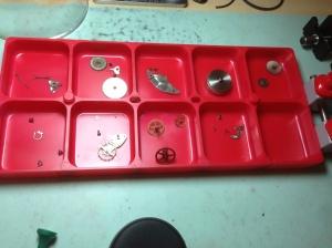 21AE Parts Tray