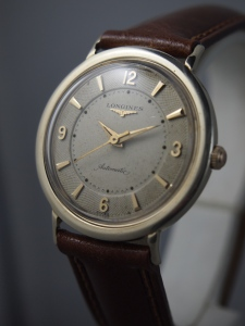 1950s Longines 19AS front