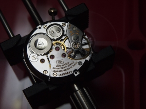 Longines 1967 Cal. 284 Movement
