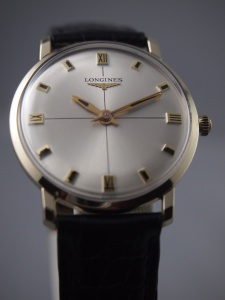 Longines 1967 Cal. 284 Front