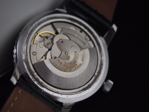 Zodiac 72B movement 2