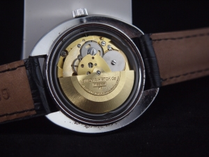 1972 Bulova Jet Star Movement