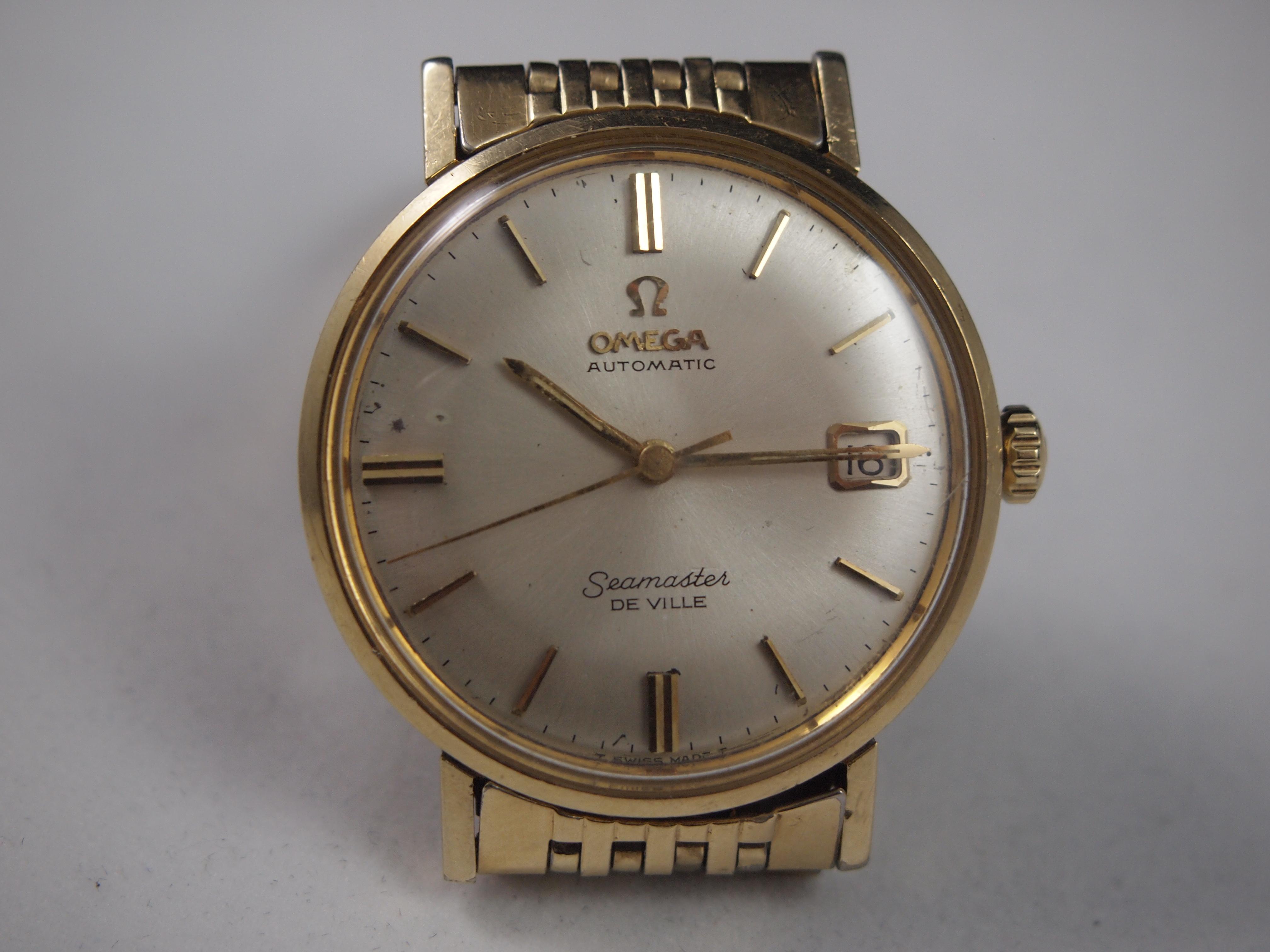 Omega Seamaster 70s