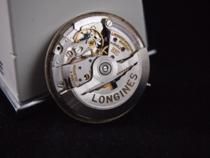 Longines Cal 431 Movement