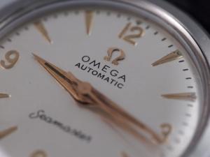 Omega 471 Dial