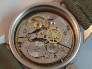 Bulova A17A Movement 1