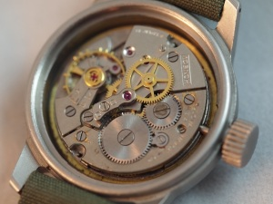 Bulova A17A Movement 2