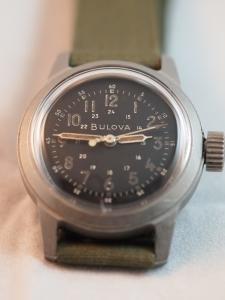 Bulova A17A Front