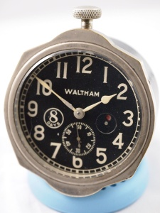 Waltham Car Clock Feature