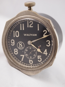 Waltham Car Clock Side