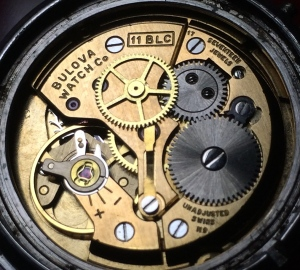 Bulova 1969 Sea King Movement