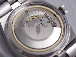 Tissot PR516 GL Movement