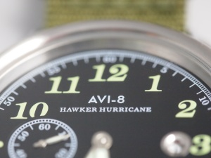 AVI-8 Hawker Hurricane Dial