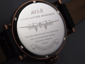 AVI-8 Lancaster Bomber Back