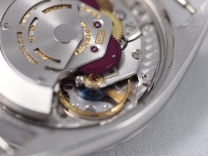 Rolex 1500 Movement 4