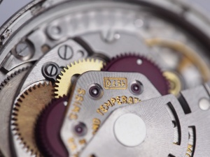 Rolex 1500 Movement 3