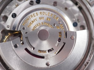 Rolex 1500 Movement 2