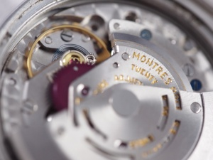 Rolex 1500 Movement 1