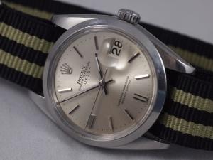Rolex 1500 Feature