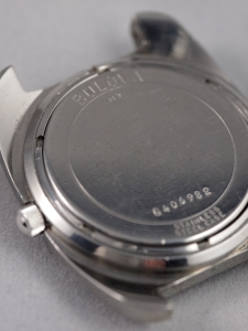 Bulova 1969 Sea King Case-back