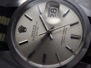 Rolex 1500 Dial