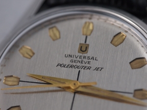 Universal Geneve Polerouter Jet Dial