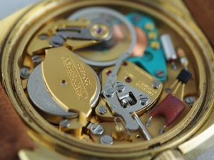 Girard Perregaux Electronic Movement 2