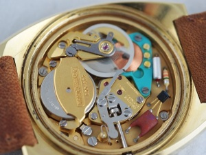 Girard Perregaux Electronic Movement 1