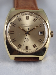Girard Perregaux Electronic Feature