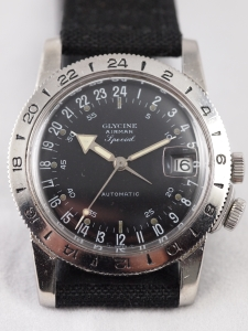 Glycine Airman Feature