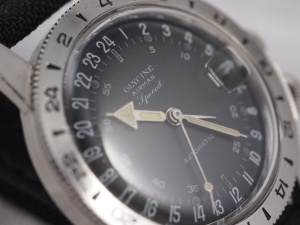 Glycine Airman Dial