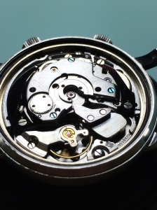 JLC Memovox Movement without Rotor