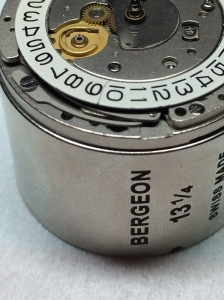 Tissot Navigator Date Wheel