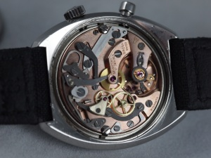 Omega Chronostop Movement 1