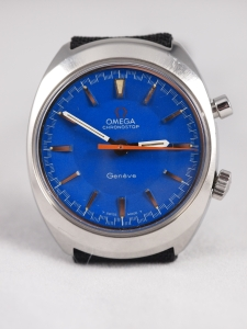 Omega Chronostop Feature