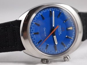 Omega Chronostop CD