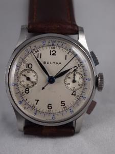 Bulova 13AH Front