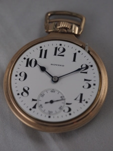 Howard RR Chronometer Full Dial