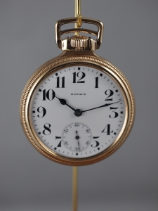 Howard RR Chronometer Front