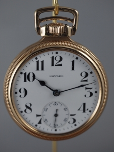 Howard RR Chronometer Feature