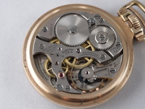 Howard RR Chronometer Movement