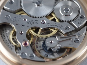 Howard RR Chronometer Movement 2