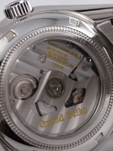 Grand Seiko Movement 1